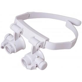 Лупа-очки Levenhuk Zeno Vizor G6 официальный дилер Levenhuk