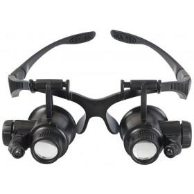 Лупа-очки Levenhuk Zeno Vizor G8 официальный дилер Levenhuk
