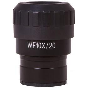 Окуляр Levenhuk MED WF10x/20 с перекрестьем и шкалой официальный дилер Levenhuk