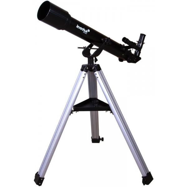 Телескоп Levenhuk Skyline BASE 70T представитель Levenhuk в России