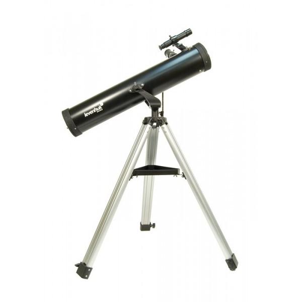 Телескоп Levenhuk Skyline BASE 80S представитель Levenhuk в России